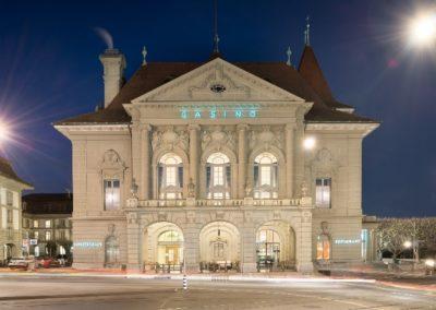 Rénovation Kultur Casino Bern
