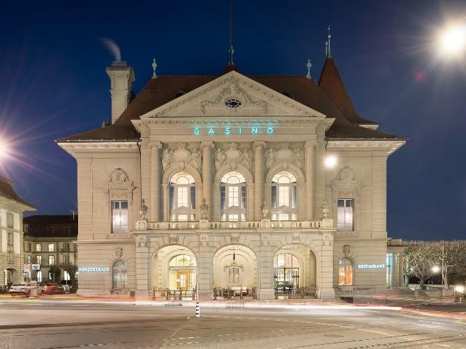Sanierung Kultur Casino Bern