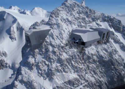 Zermatt 3S – Téléphériques