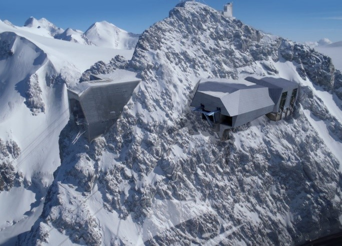 Zermatt 3S - Bergbahnen