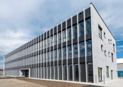 Büroneubau Doka Schweiz AG